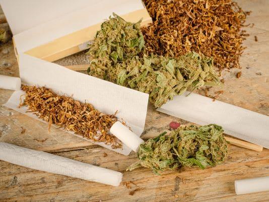Pozytywne skutki palenia marihuany