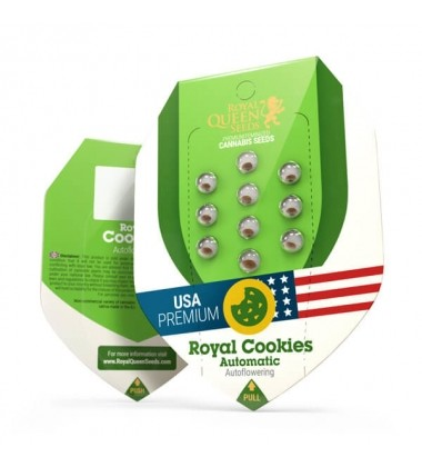 Royal Cookies Automatic RQS